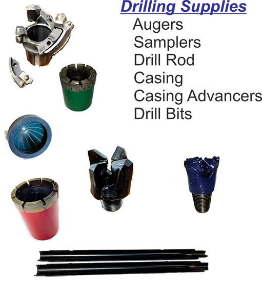 Drilling Supplies