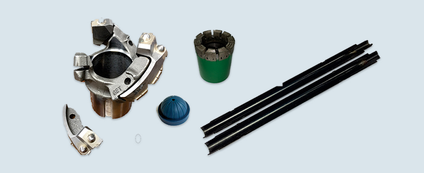 Complete Line of Drilling Accessories